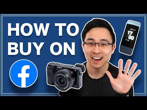 Comment acheter sur Facebook Marketplace |  5 étapes pour obtenir de bonnes affaires et économiser beaucoup d'argent