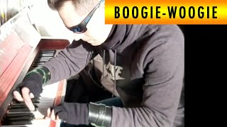 """Extreme fast Boogie Woogie piano """"Virtuose City"""" Ben Toury"""