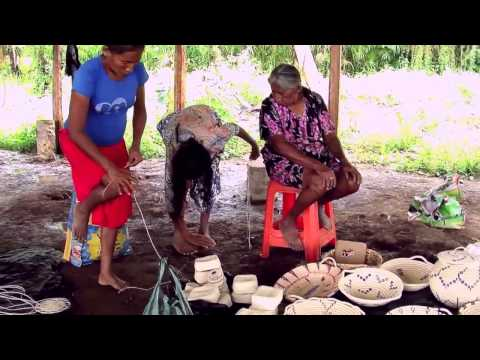 Working with Warao Women Artisans