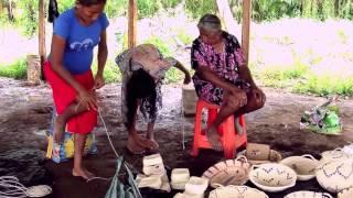 Working with Warao Women Artisans