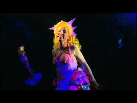 Musical De Kleine Zeemeermin 03 05 2012 Youtube