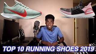 TOP 10 Running Shoes 2019 (CUSHIONED, SPEED, and DISTANCE)