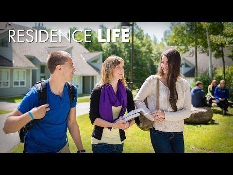 Residence Life at Nipissing University