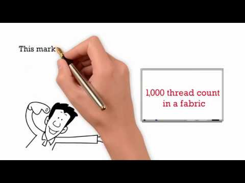 Thread Count - why 400 Thread count is better than 1000 Thread count in bed sheets.