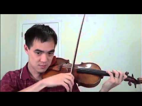 Violin TUTORIAL: David Garrett