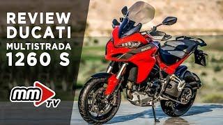 Review Ducati MultiStrada 1260 S En Motomundi Tv