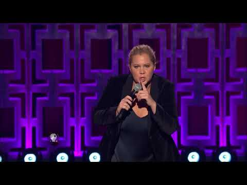 Amy Schumer  David Letterman Mark Twain Award