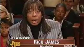 RICK JAMES ON JUDGE JOE BROWN