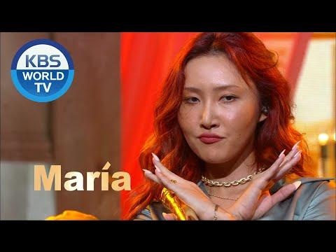 HWASA (화사) - Maria (마리아) [Music Bank / 2020.07.03]