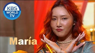 Download Mp3 Hwasa  화사  - Maria  마리아   Music Bank / 2020.07.03
