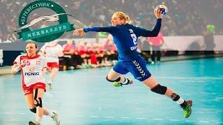 Россия - Польша. Олимпийский квалификационный турнир по гандболу 2016