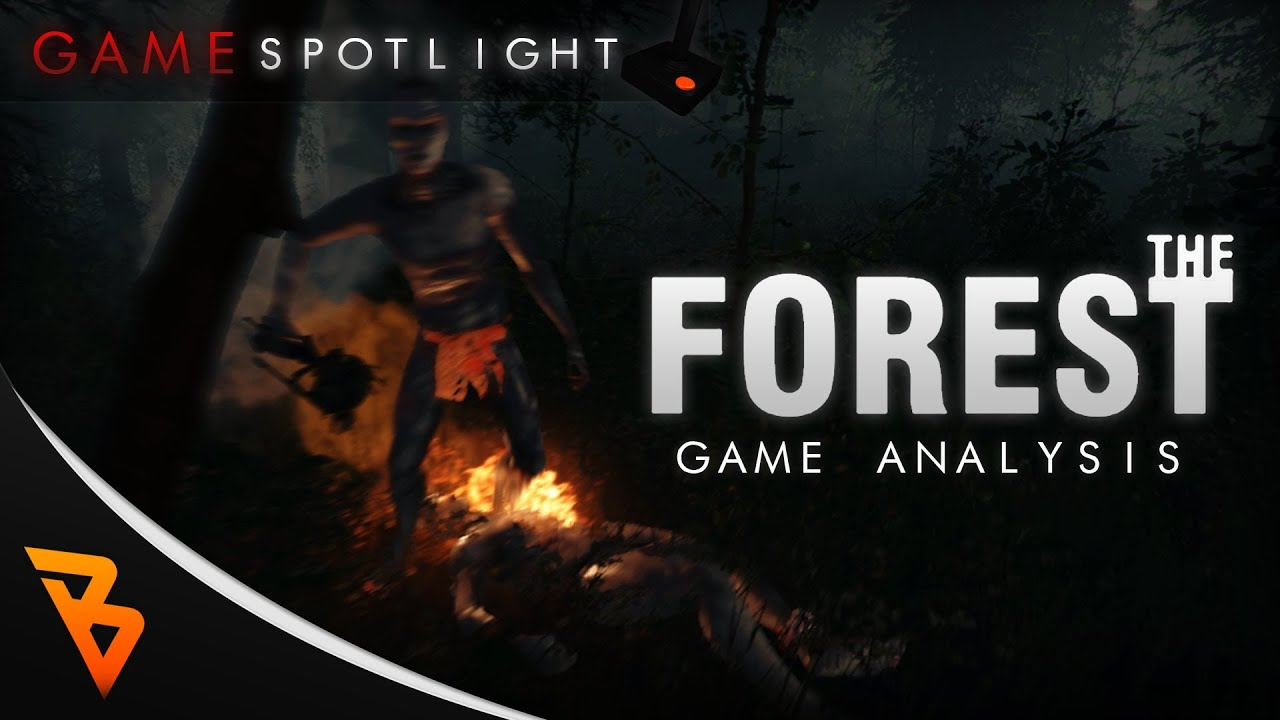how to end the game forest