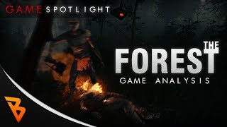 ► GameSpotlight: What is..The Forest? - A NEW SURVIVAL HORROR BEGINS!