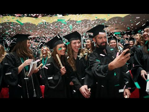 2018 UND Spring Commencement thumbnail