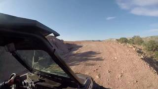RZR Riding Escalante Rim Road in Colorado 10-20-17