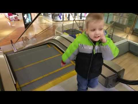 LEARNING TO USE THE ESCALATOR (PART 1)