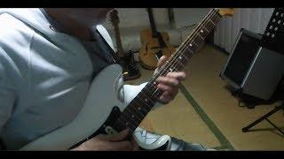 1部分ずつの詳しい聞き取りと演奏。 リズムギター + ギターソロ Detail...