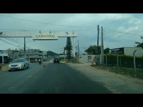 Camboriú SC Av Santa Catarina