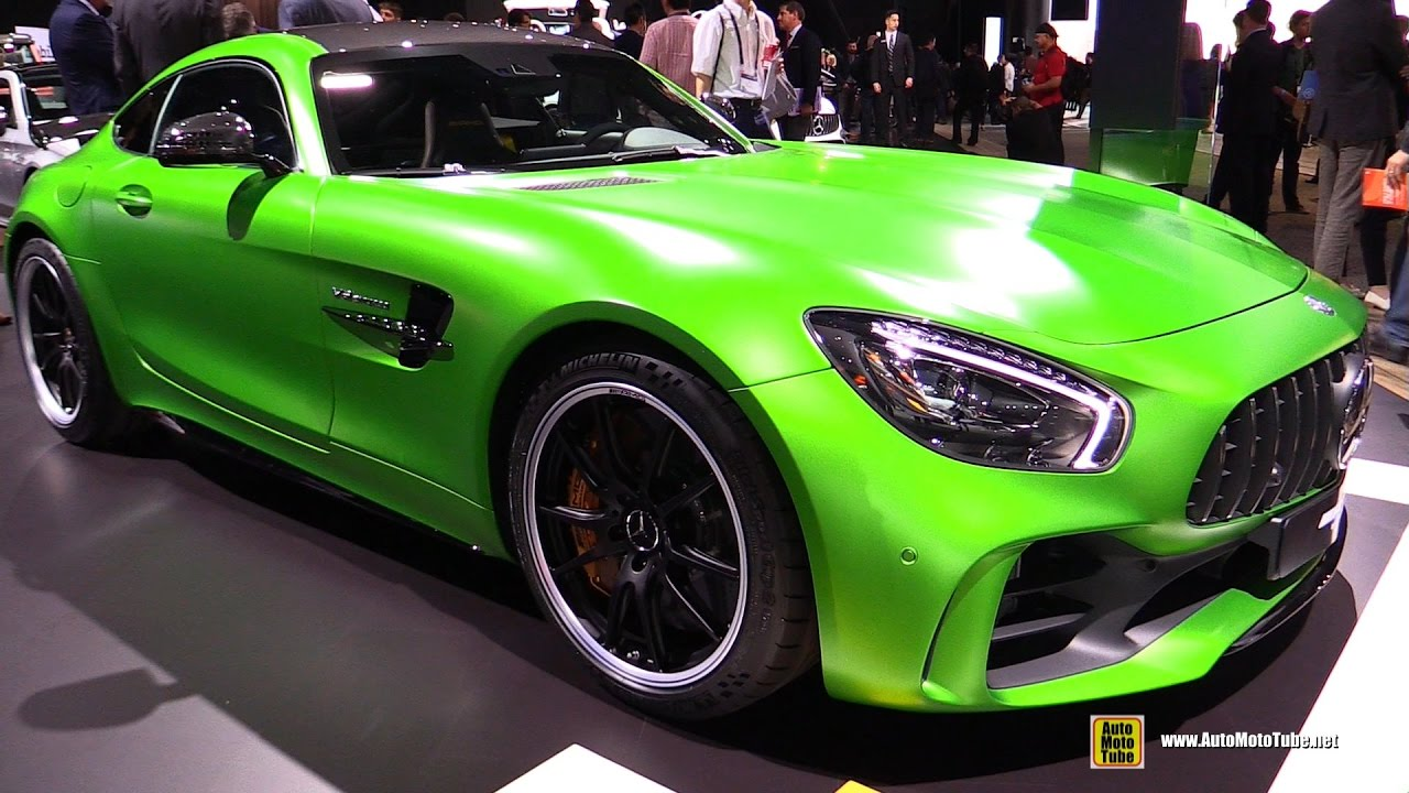 2017 mercedes amg gtr coupe exterior and interior walkaround 2016 la auto show youtube. Black Bedroom Furniture Sets. Home Design Ideas