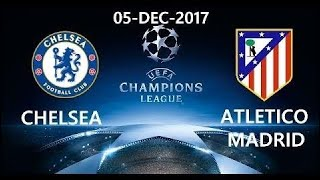Chelsea Vs. Atletico Madrid | Uefa Champions League | Official Match Highlights