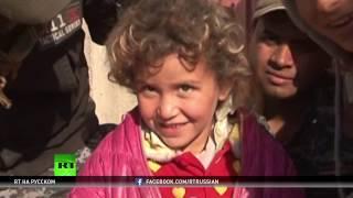 В Ираке готовы лагеря для беженцев из Мосула