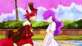 KiraKira ! Pretty cure A La Mode - Akira Say She Loves Yukari ! ♥