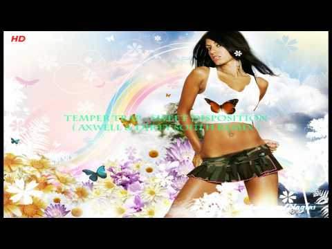 Temper Trap - Sweet Disposition (Axwell & Dirty South Remix) [HD]
