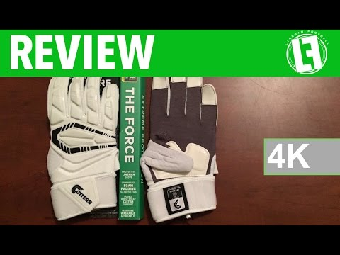 Review | Cutters Force Lineman Gloves | 4K