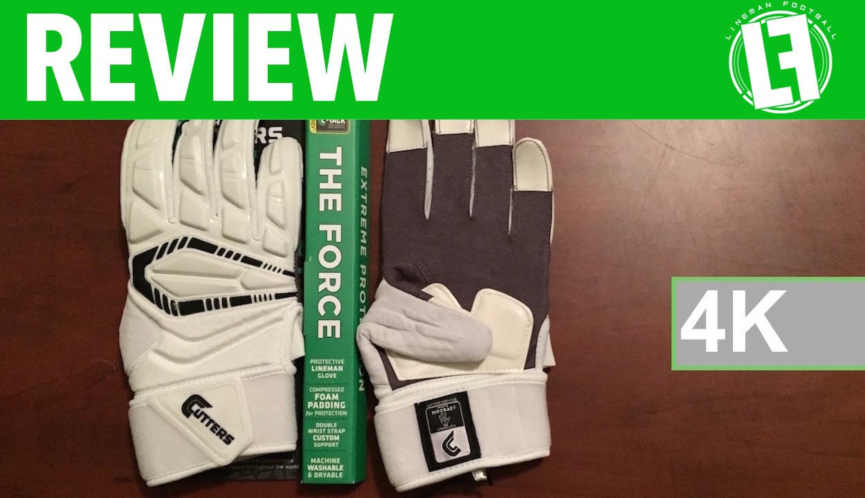 review cutters force lineman gloves 4k youtube