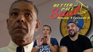 Better Call Saul Season 3 Episode 4 'Sabrosito' REACTION!!
