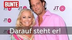 Jenny Elvers - Darauf steht ihr Steffen wirklich!   - BUNTE TV
