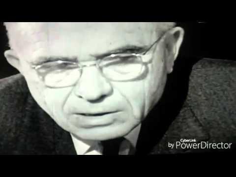 Pier Luigi Nervi parla del futuro dell'architettura - 1961