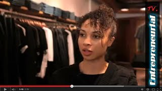 Entrepreneur Success Story - Denim Jeans Clothing Line