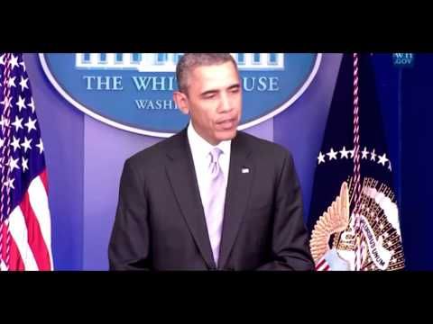 Obama Warns Russia Over Military Presence In Crimea Ukraine[Обама угрожать Россия] 28th February