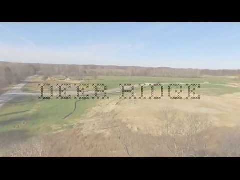 Deer Ridge Subdivision Aerial Cinematography