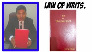 #1 Law of Writs.