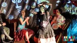 "Flamenco-cabaret ""Cantares Coloraos"" ( Фламенко-кабаре ""Кольорові Пісні"")"