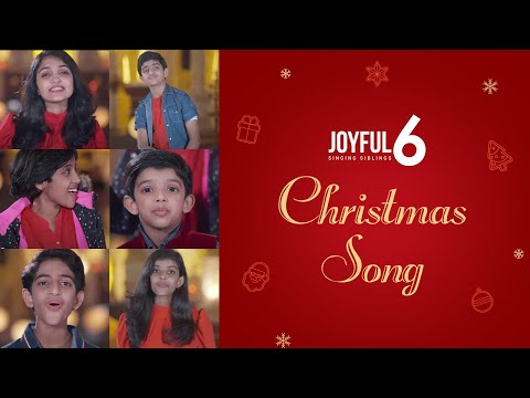 Joyful 6 | Joy to the world | singing siblings | Pentatonix cover | Christmas Carol