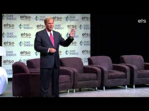 ETS@researchtriangle 2014 Keynote: Robert Caldwell, Duke Energy