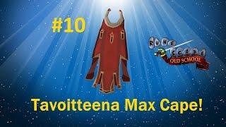 Tavoitteena Max Cape J10 #OSRS Suomi