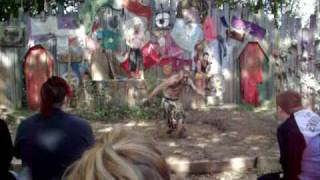 Beowolf (Clip 2 of 3) - Theatre In The Ground - The Mud Show