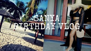 28th BIRTHDAY SOLOCATION HAINAN ISLAND SOUTH AFRICAN YOUTUBER