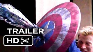 Captain America: The Winter Soldier - TRAILER 2 (2014) - Chris Evans Movie HD