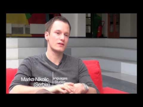 UNIVERSITY OF LATVIA - Promotional Video 2013