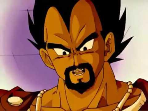 Dragon Ball Z Vegeta(Rocky Balboa speech )