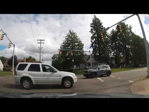 Driving Around Canton, Ohio