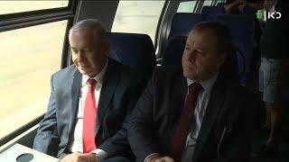 קו הרכבת לירושלים נחנך ללא אישורי בטיחות