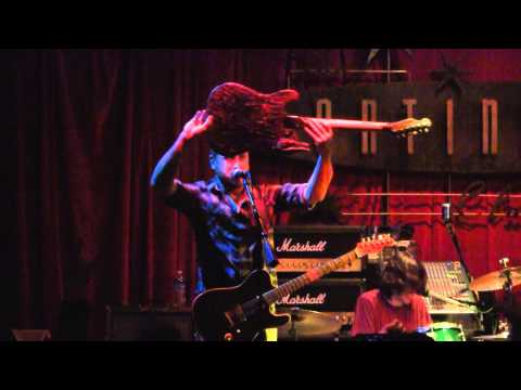 Dash Rip Rock - DMZ - Continental Club - Houston, TX - 12/27/2012