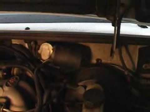 1991 Ford Ranger wiper motor install - 02 - YouTube