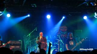 Psychotic Waltz - Halo of thorns Live in Thessaloniki Greece 29-4-2012
